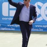 E-TV Sport à l'Optima Open de tennis à Knokke