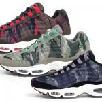 Nike Air Max 95 Premium Tape Camo Pack