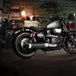 Yamaha XV 950: Comme un air de Harley!