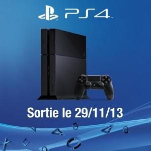 [Gamescom 2013] PlayStation 4 : RDV le 29 novembre !