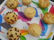 Muffins natures, recette base