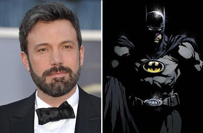[MOVIE] Ben Affleck en Batman dans Man of Steel 2 !