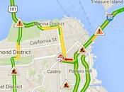 Google Maps intègre données Waze trafic routier