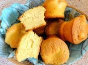 Madeleines façon muffins