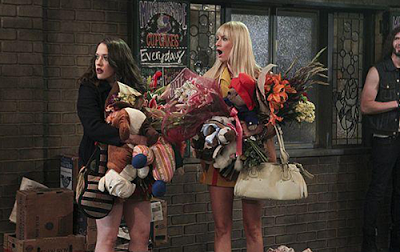 2 Broke Girls : Le premier épisode de la saison 3 en photos !