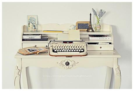 Diy : un bureau fait maison paperblog