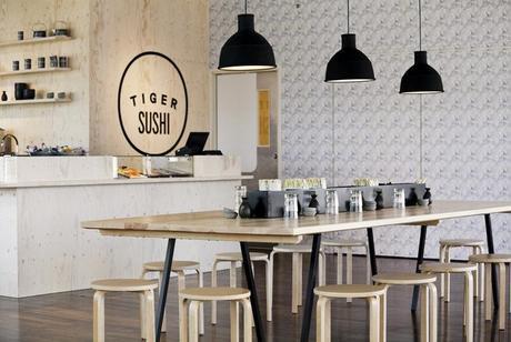 Tiger Sushi in Helsinki