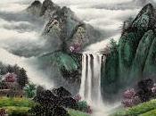 montagnes sacrées Chine