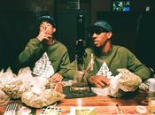 Hodgy Beats Left Brain Karateman (Video)