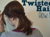 [Tutoriel] Twisted hair! fausse queue cheval)