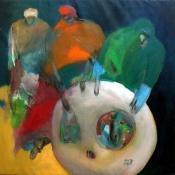 peinture Sud-Africaine siècle jours