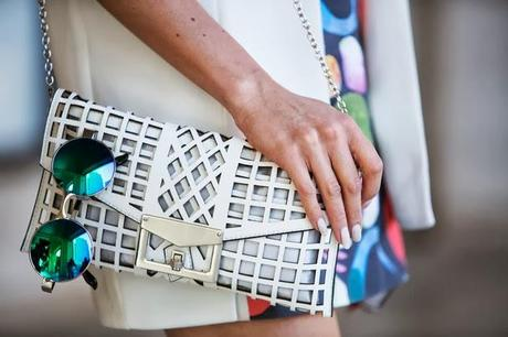 Fashion Week New York [Spring 2014] street style, backstage inspiration