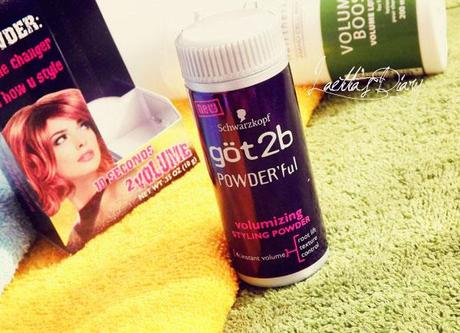 [Review] Comment avoir that 'Big Hair' avec Schwarzkopf
