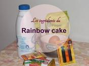 tentait Rainbow cake