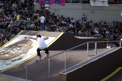 Photos : finales amateurs street FISE