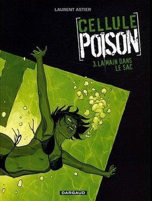 Cellule Poison - La bande dessinée des balkans