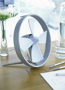 Ventilateur de table ultra silencieux