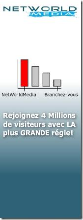 Networld Media - Réellement la plus grande régie ?