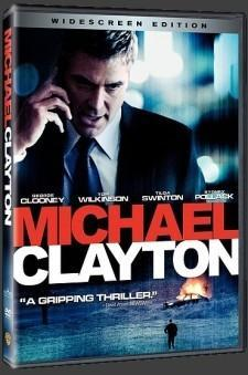 Michael Clayton en DVD