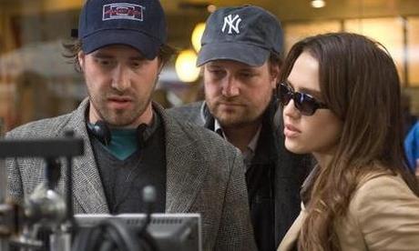 Xavier Palud, David Moreau & Jessica Alba