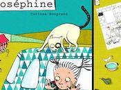 Miss Joséphine, histoire colorier