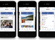 Facebook jour pour l'iOS