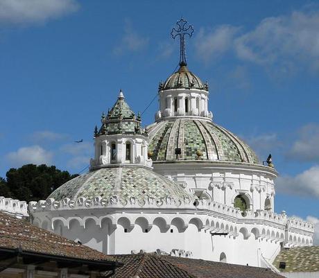 Cathédrale de Quito