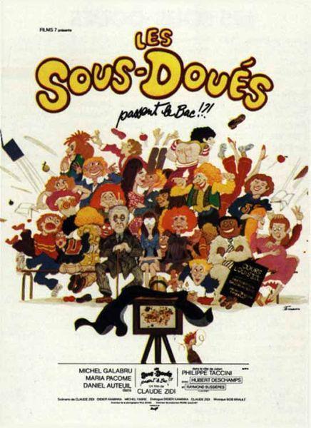 113 - 1980 - LES SOUS DOUES PASSENT LE BAC