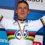 Pourquoi le maillot de champion du monde de cyclisme est-il appelé arc-en-ciel?