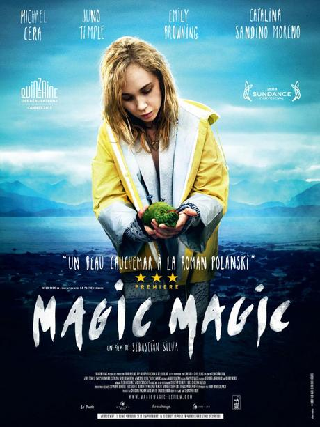 [Film] Magic Magic (2013)