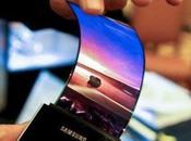 Samsung devrait présenter smartphone avec écran incurvé octobre