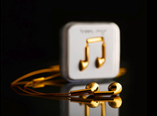 HIGH-TECH Happy Plugs Deluxe Edit écouteurs Massif