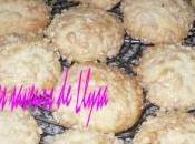 Biscuits amandes ganache