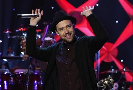 Justin Timberlake Performs on « Ellen »