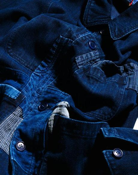 BLUE BLUE JAPAN – F/W 2013 COLLECTION
