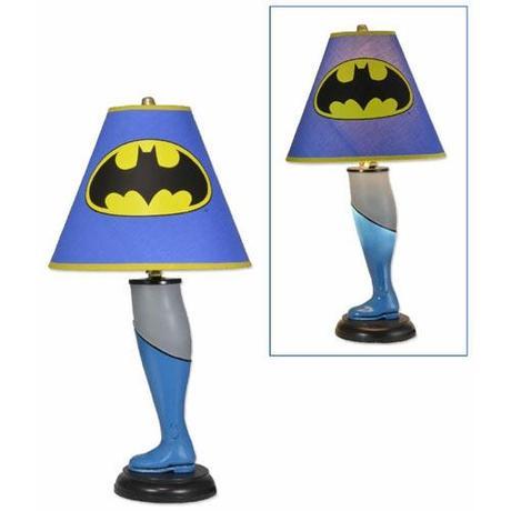 Les Lampes De Chevet Super Heros Paperblog