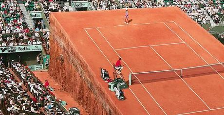 2004 French Open Tennis - Day Six