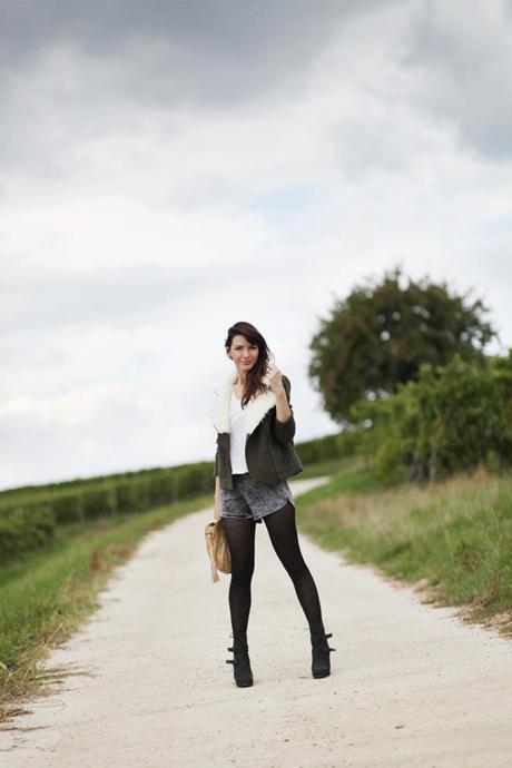 look blogueuse1 Perfect kaki