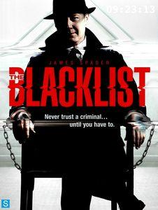 The Blacklist - New Promotional Poster - Never Trust a Criminal_FULL
