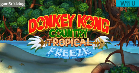 Donkey Kong Country Tropical Freeze pas avant ... 2014 !