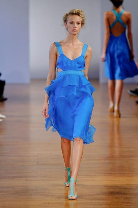 Fashion Week Spring 2014 Paris