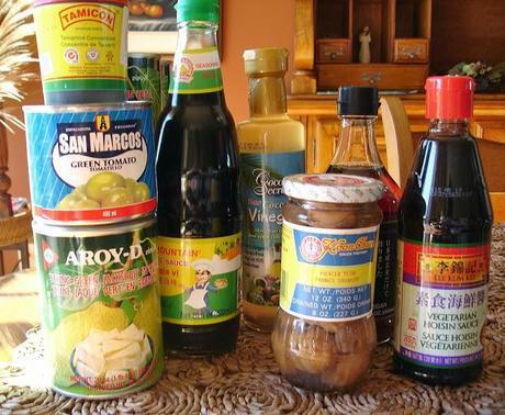 Mes achats alimentaires lors de notre petite virée à Moncton