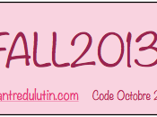 Code promo SIGMA Octobre 2013