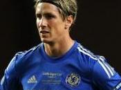 Chelsea Fernando Torres absent deux semaines