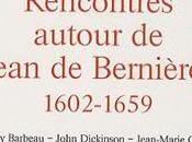 propos Rencontres autour Jean Bernières