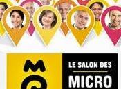 robot RQ-Huno main Jean-Paul Huchon Salon Micro Entreprises