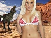 Christie Sims dinosaures érotiques