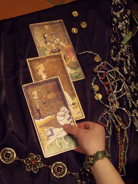 Cartes de tarot
