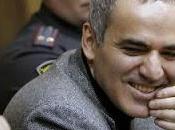 Garry Kasparov Vladimir Poutine échec
