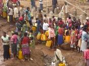 Pénurie d'eau Dakar Ouagadougou est-elle épargnée
